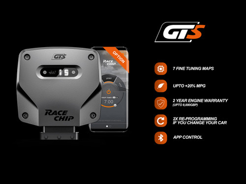 RaceChip GTS+App - A1 (8X) / 2010-2018