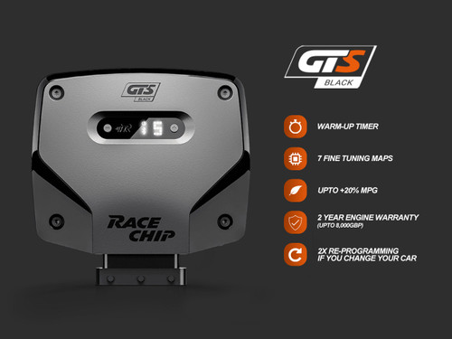 RaceChip GTS Black - S5 (8T, 8F) / 2009-2017