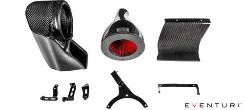 Eventuri Carbon Fibre Intake System - Audi S4 (B9) 3.0 V6 Turbo
