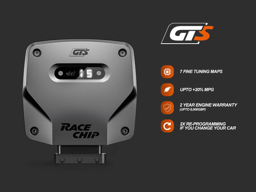 RaceChip GTS - A4 (B9) (Facelift) 2019-