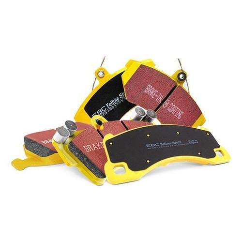 EBC Yellowstuff Rear Pads - Jetta (Mk5)