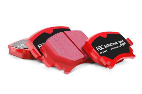 EBC Redstuff Rear Pads - A7 (4G8)