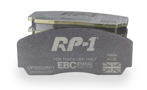 EBC RP-1 Racing Front Pads - Phaeton