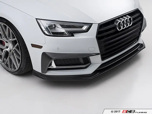 ECS Tuning Carbon Grille Accent Kit - A4/S4 B9