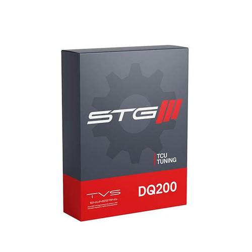 TVS Engineering - DQ200 DSG Gearbox Software (Gen1) 2003-2008 - Stage 3 (400Nm)