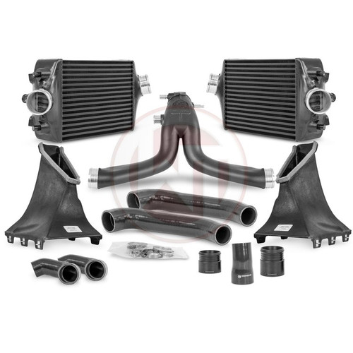 Wagner Tuning Porsche 991.2 Turbo(S) Competition Intercooler & Y-Pipe Kit