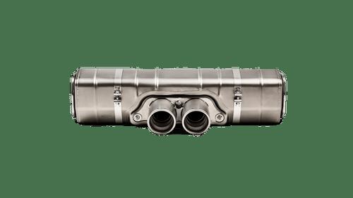 Akrapovic Slip-On Line Titanium Exhaust System - 911 GT3 / GT3 Touring (991.2)