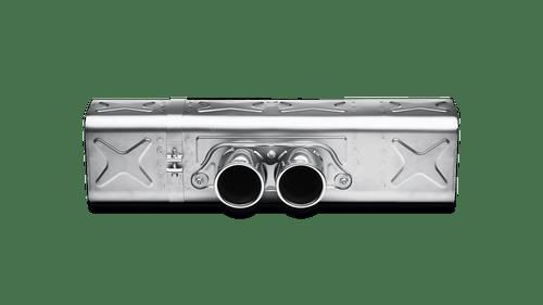 Akrapovic Slip-On Line Titanium Exhaust System - 911 GT3 RS (991)