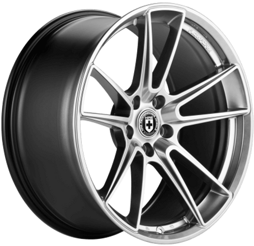 HRE FlowForm FF04 Alloy Wheels - 21 x 9.5 - e-Tron