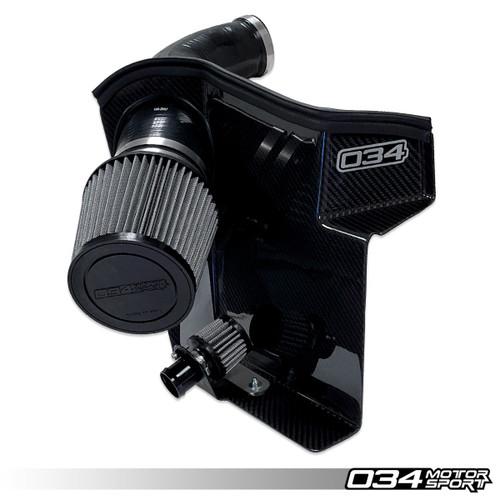 034Motorsport X34 Carbon Fibre Intake, B8/8.5 S4/S5 3.0 TFSI