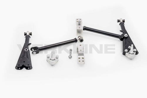 Verkline Adjustable Tubular Front Race Wishbones - (PQ35)