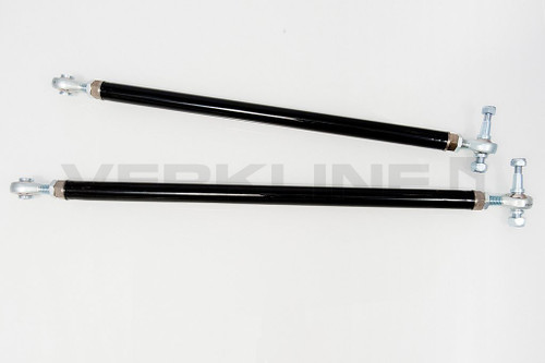 Verkline Adjustable Rear Toe Links Metal Rod Ends - Mk5/6/7