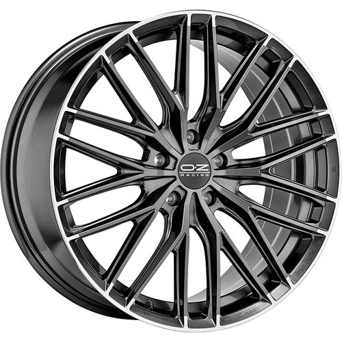 OZ Gran Turismo HLT Wheels (4) - MQB