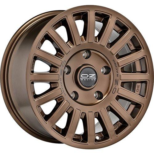 OZ Rally Raid Wheels (4) - MQB