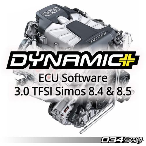 034Motorsport - Dynamic+ ECU Software - 3.0TFSI V6 Supercharged