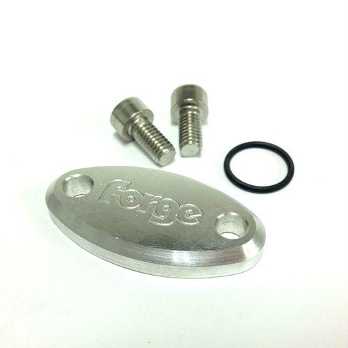 Forge Secondary Air System Blanking Plate for VAG 1.8T 20v Engines