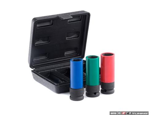 Schwaben Protecta Socket Kit - 3 Pieces