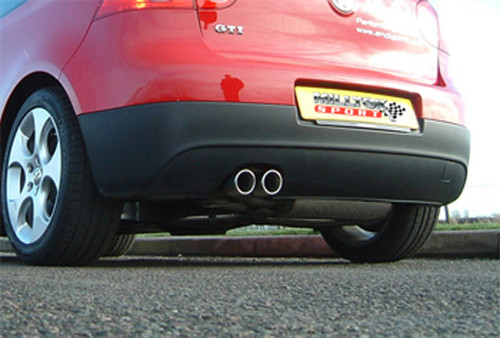 Genuine VAG Rear Valance Golf Mk5 GTI