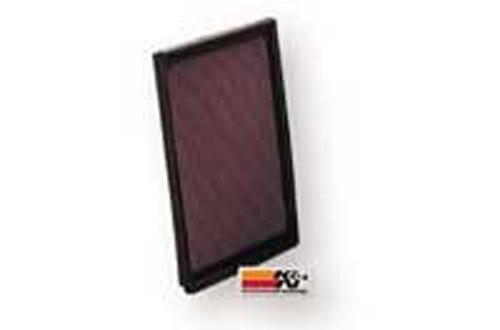 K&N Panel Filters - Golf Mk5