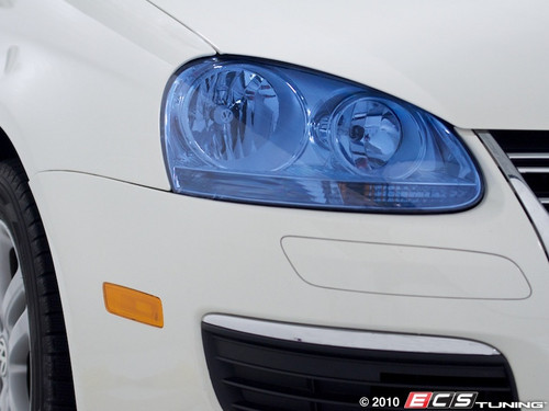 LaminX Headlight Protective Film - Optic Blue Golf 5