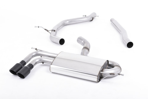 Milltek Cat-Back Exhaust - Scirocco 2.0TDI 170ps