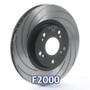 Tarox Front Brake Discs - Volkswagen Golf Mk7 (5G)
