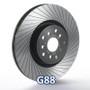 Tarox Front Brake Discs - Volkswagen Lupo (6X)