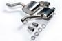 Milltek Cat-Back Exhaust - Audi S3 Quattro (8P) 2.0TFSI - 3 Door