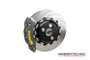 Vagbremtechnic Front Brake Kit - 6 Piston AP Racing Caliper - 362x32mm 2 Piece Discs