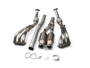 Milltek Free-Flow Exhaust Manifolds - VW Golf Mk5 R32