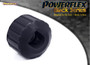 Powerflex Black Engine Snub Nose Mount - A4 inc. Avant Quattro (4WD) - PFF3-221BLK