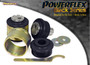 Powerflex Black Front Lower Radius Arm to Chassis Bush Caster Adjustable - S4 (2009-2016) - PFF3-702GBLK