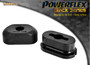 Powerflex Black Front Engine Mount Dog Bone - TT Mk1 Typ 8N 4WD (1999-2006) - PFF85-420BLK