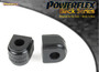 Powerflex Black Rear Anti Roll Bar Bush 18.5mm - Leon MK3 5F upto 150PS (2013-) Rear Beam - PFR85-815-18.5BLK