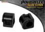 Powerflex Black Front Anti Roll Bar Bush 20mm - Jetta MK2 (1985-1992) - PFF85-205-20BLK