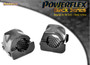 Powerflex Black Front Anti Roll Bar Bush 22mm - Lupo (1999 - 2006) - PFF85-403-22BLK