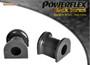 Powerflex Black Front Anti Roll Bar Bush 25mm - T5 Transporter inc. 4Motion (2003-2015) - PFF85-1303-25BLK