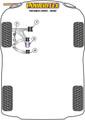 Powerflex Front Lower Wishbone Front Bush  - Touareg (2002 - 2010) - PFF85-1601