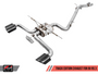 AWE Tuning Track Edition Exhaust System - RS3 8V Saloon