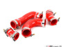 ECS Tuning High Flow Charge Pipe Coupler Kit EA888 Gen3 - Red
