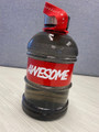 Here's how one looks on a Water Bottle!