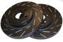 EBC Ultimax Grooved Discs Front - Arteon