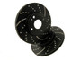 EBC Turbo Drilled and Grooved Discs Rear - T-Cross