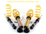 ST Suspension ST XA Coilovers - S4 B8