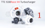 The Turbo Engineers - IS38RACE Turbo Charger