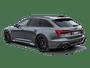 Akrapovic Rear Carbon Fiber Diffuser - Matte - Audi RS6 (C8)/RS7 (C8)