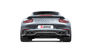 Akrapovic Rear Carbon Fiber Diffuser - High Gloss - 911 Turbo / Turbo S (991.2)