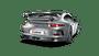 Akrapovic Slip-On Line Titanium Exhaust System - 911 GT3/RS (997 FL)