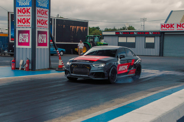 Fastest RS3 in Europe