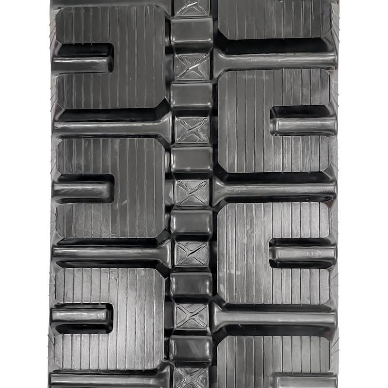 John Deere 323E Skid Steer Track Lug-C Pattern - Close View